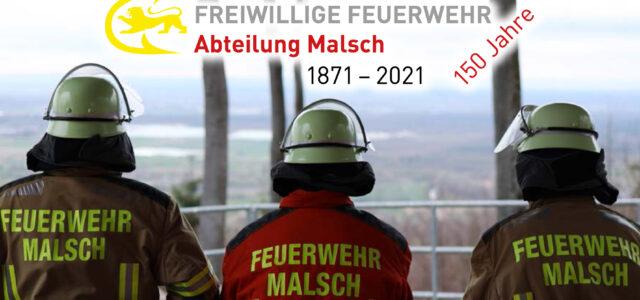 150 Jahre Freiwillige Feuerwehr